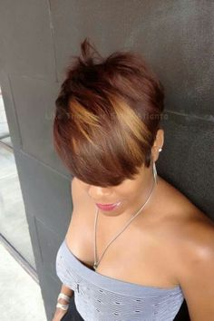Love the color on this cut