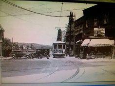 Smolock's Market Plymouth, Pennsylvania.   1940