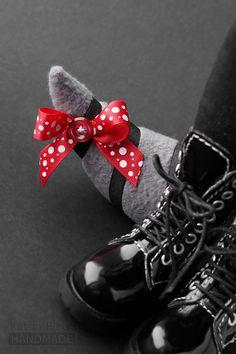 Игрушка енот из флиса. #Handmade #Toy #Hobby #Raccoon #Black