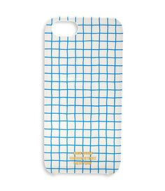 Father's Day gift idea for geeky dads: Graph Paper iPhone case at Jack Spade
