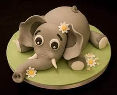 Elephant ~ so cute! |Pinned from PinTo for iPad|