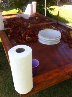 Astonishing 20 Best Crawfish Tables Images In 2016 Seafood Boil Download Free Architecture Designs Scobabritishbridgeorg