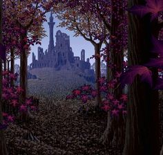 Animated pixel art anyone? Let the running waters soothe your soul - Imgur