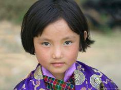 Beautiful Bhutanese Girl