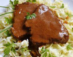 Meatloaf, Beef, Asia, Fine Dining, Cilantro, Meat, Steak
