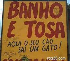 Se divirta com placas incríveis e criativas, mas que pecam por conter erros de português.