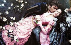"""Reminds me of the fantasies of Cecily Cardew in """"The Importance of Being Earnest"""" by Oscar Wilde"""