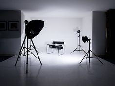 Build An In-Home Photo Studio How to turn a basement, garage or spare bedroom into a functional photography space