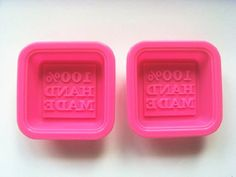 DIY Clay Mold 100% Hand made small Square Shape Ice Clay Candle Silicone Mini Cube Craft Fondant Mold Tray(Send by Random Colour)   http://www.amazon.com/dp/B00QEPBDY2/ref=cm_sw_r_pi_dp_Kv5Lvb1CJNWKC