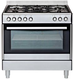 Euromaid Freestanding Oven This is our new oven :) Electric Cooker, Gas And Electric, Kitchen Stove, Stove Oven, Kitchen Appliances, Freestanding Oven, Euro, New Oven, Cooking Supplies