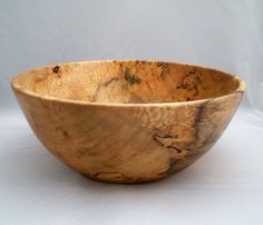 wooden bowl...For Ster and I