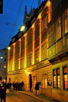 Mozarthaus+in+Vienna+Austria