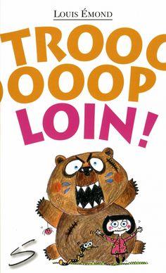 Apprentis Chevaliers, niveau 2 (7-10 ans) : Trooooooooooop loin! / un roman de Louis Émond ; illustré par Julie Miville.