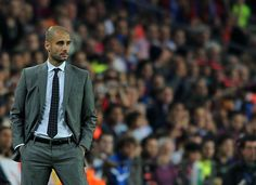 Pep Guardiola - a man of class and style.