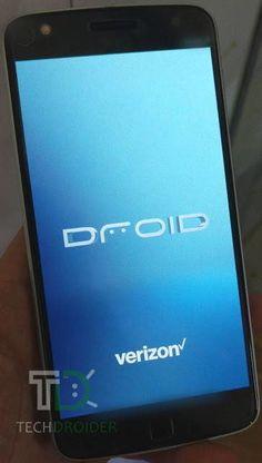 Moto Z Play DROID podría ser una realidad de Motorola