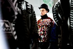 J'ai Perdu Ma Veste / KTZ Fall Winter 2015 – London. // #Fashion, #FashionBlog, #FashionBlogger, #Ootd, #OutfitOfTheDay, #StreetStyle, #Style