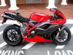 Custom 2008 Ducati 1098