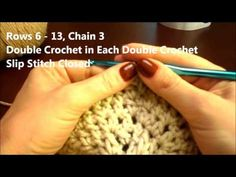 Watch this video for a Crochet How To: An Easy Beanie or Beret Hat. With the winter season approaching this is the perfect tutorial to watch.