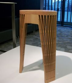 Expo Design Tour : Tabouret Tryst   Tate Anson -Australie