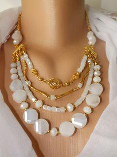 australia stylish necklace with crystals  100% custom design