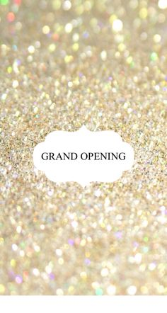 Hello ladies the Grand opening will be taking place this Sunday ✨ Get ready for the latest fashion for the best prices