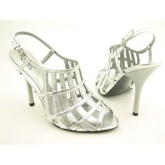 Carlos by Carlos Santana Women's Cage Ankle Strap Sandal -- Discover this special product, click the image : Sandals