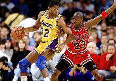 MJ + Magic
