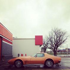 Corvette / photo by Jacob Taylor
