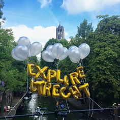 Explore Utrecht