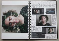 how to take photography of sketchbook - Google Search