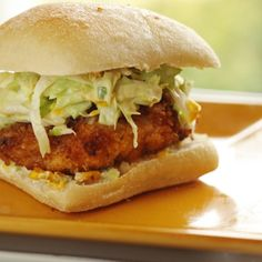 Southern Fried Chicken Sandwich
