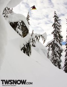 Mark Sollors PHOTO: Ashley Barker | Wallpaper Wednesdays: Verticle Images for Your Smartphone! | TransWorld SNOWboarding