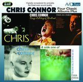 Four Classic Albums Plus: Sings Lullabys of Birdland/Chris/This Is Chris/Chris Connor [CD]