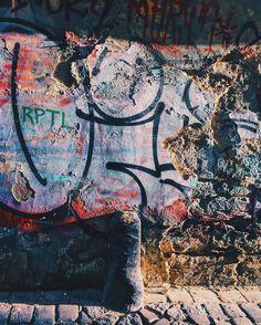 Is it #art?  I think it's far away from the #grafitti art in #France #Paris This is #Prague #CzechRepublic
