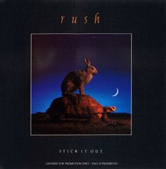 Rush:  Stick it Out (Counterparts)