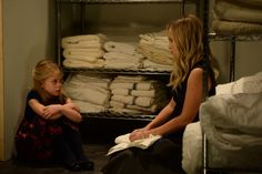 We all recently learned on General Hospital that Lulu Falconeri (Emme Rylan) is the biological mother to Charlotte Cassadine (Scarlett Fernandez). Now she is ready to fight to be a bigger presence in her daughter's life, but will something or someone get in the way?      GH's Lulu Falconeri ha