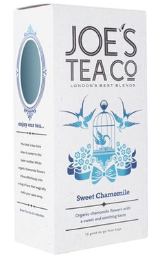 Joe's Tea Company | Sweet Chamomile