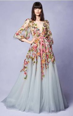 Prom dresses long with sleeves - Embroidered VNeck Gown, Long Sleeve Prom Dress,Tulle Party Dress,Flower Evening Dress,Party Dress With Appliques – Prom dresses long with sleeves Tulle Prom Dress, Party Dress, Dress Up, Maxi Dresses, 60s Dresses, Ladies Dresses, Prom Dresses Long With Sleeves, Formal Dresses, Color Wedding Dresses