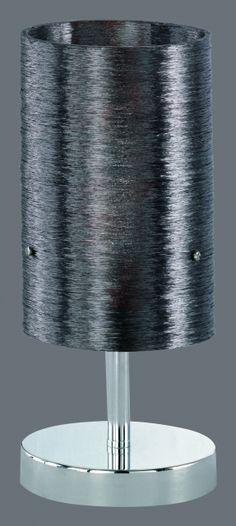5939 - TRIO - dotyková stolová lampa - antracitová