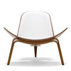 Replica Wegner CH07 Shell Chair Roble - Reallynicethings