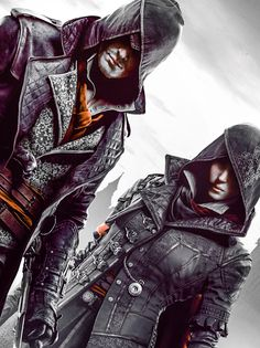 Assassin's Creed Syndicate: The Frye Twins