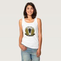 Cobra Blanco Ladies Tank Top - diy cyo customize create your own personalize