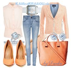 Vykročte šik do Babieho leta III. - KAMzaKRÁSOU.sk #lookoftheday #stylish #orange