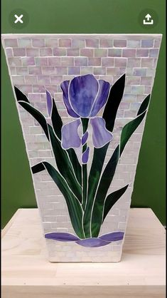 For the Love of Glass and Mosaics Mosaic Planters, Mosaic Tray, Mosaic Flower Pots, Mosaic Garden, Mosaic Tiles, Free Mosaic Patterns, Stained Glass Patterns, Mosaic Art Projects, Mosaic Crafts