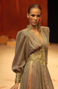 Yasmina, créatrice algérienne