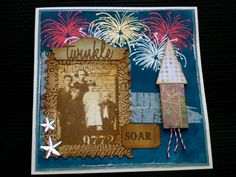 A Vintage Journey: Baby You're a Firework