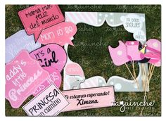 carteles con frases para baby shower - Buscar con Google Baby Shower Princess, Baby Princess, Baby Shower Frame, Shower Baby, My Bebe, Baby Shower Invitaciones, Baby Shawer, Elephant Baby Showers, Rustic Baby