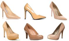 6 Classic Nude Pumps Perfect For The New Year #outfit #shoes #datenight