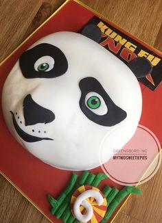 Kung fu panda birthday!