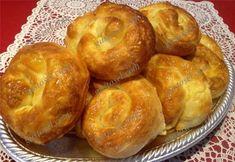 Placinte taranesti din aluat intins   Gustosel Le Chef, Bagel, Muffin, Bread, Breakfast, Food, Home, Morning Coffee, Brot